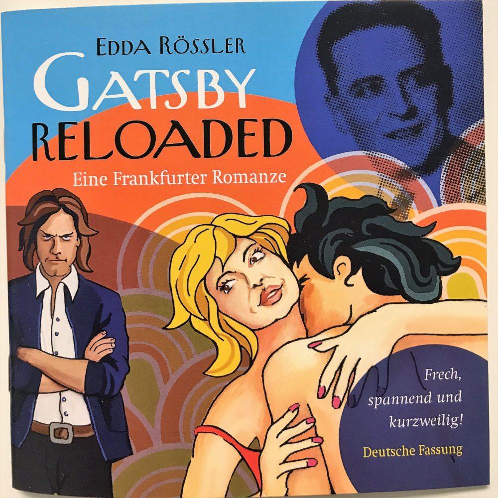 Das Booklet Gatsby Reloaded