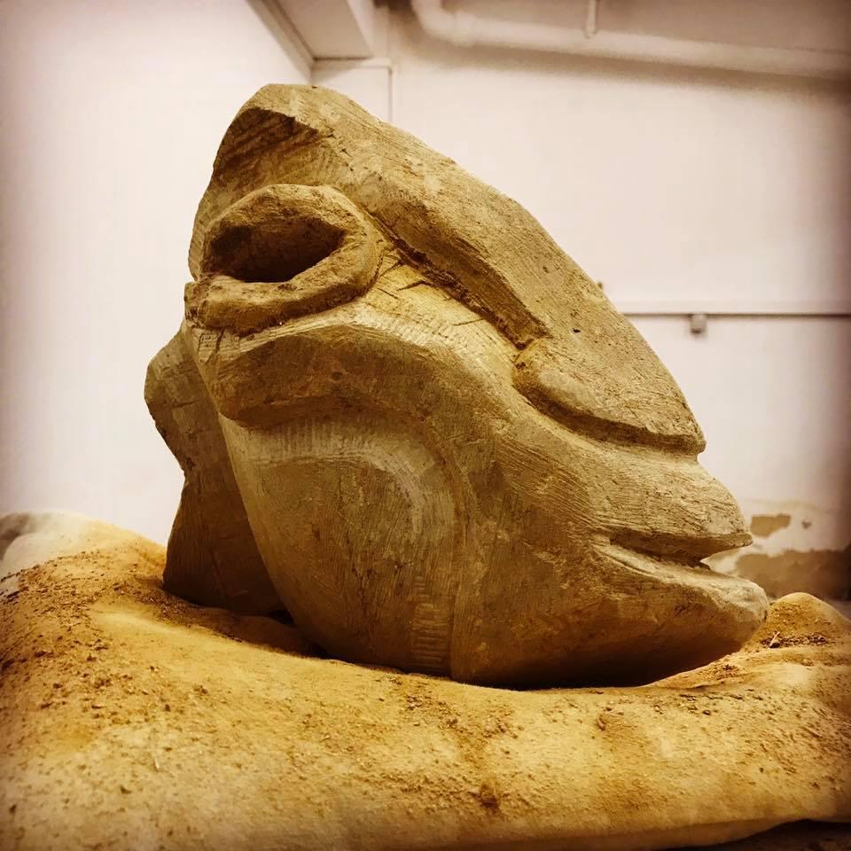 """Skulptur"", Foto: Eric Schrade"