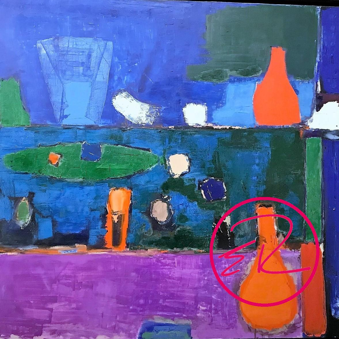Nature morte à Ménerbes, 1953