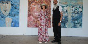 Raffaela Zenoni und Miroslaw Macke