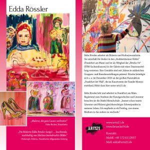Edda Rössler, Flyer